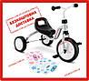 Триколісний велосипед від 1,5 року Puky Fitsch Creative Set з наклейками 2514