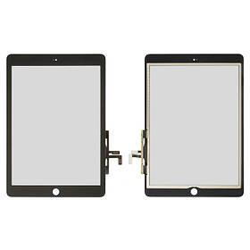 Сенсор (тачскрін) для Air iPad (iPad 5) чорний Оригінал