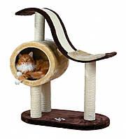 Напольный домик-когтеточка для кошек Trixie Nerja