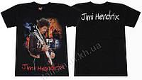 HENDRIX, Jimi (с гитарой) - футболка Таиланд