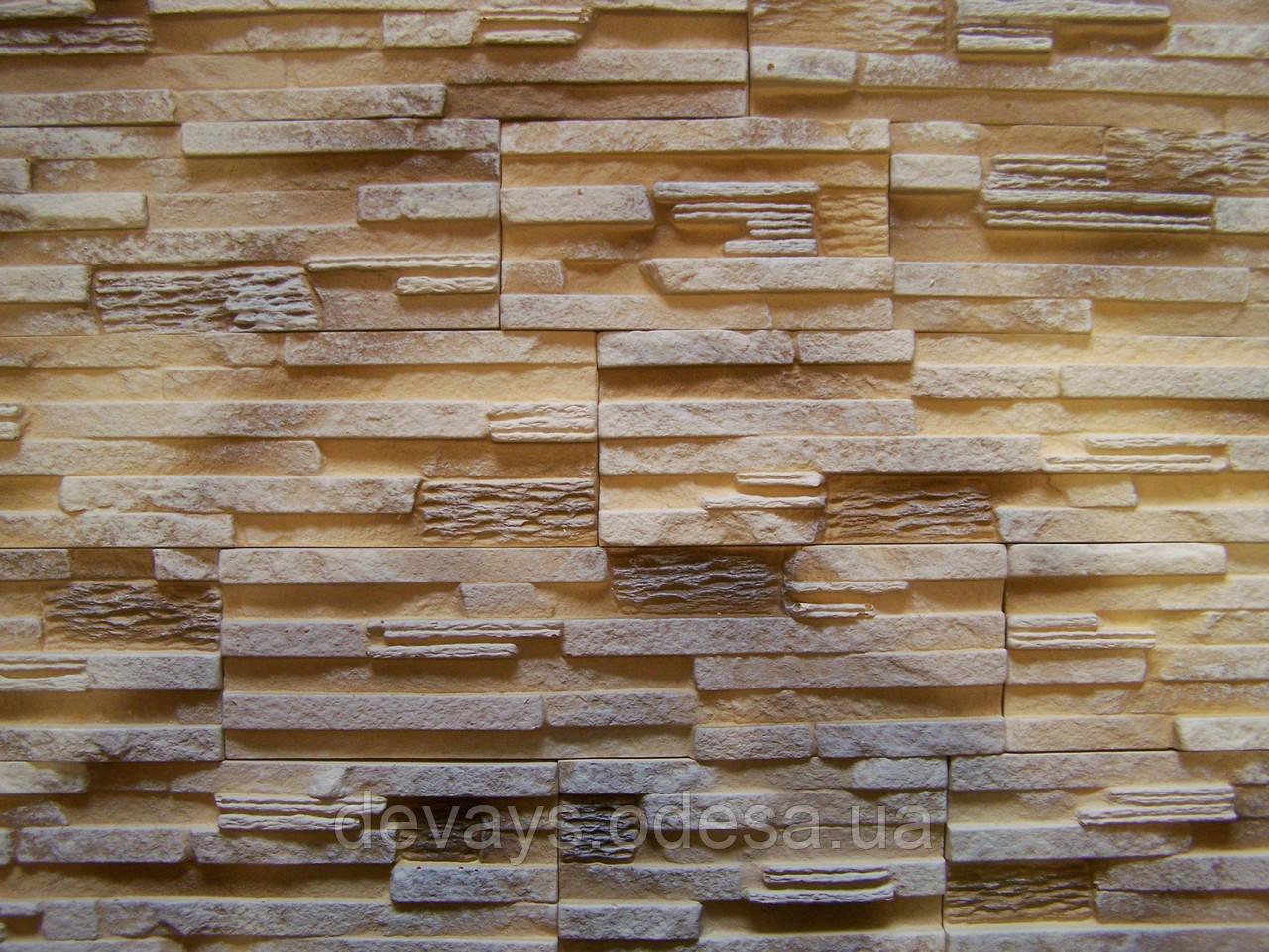 Декоративный  гипсовый камень Верона