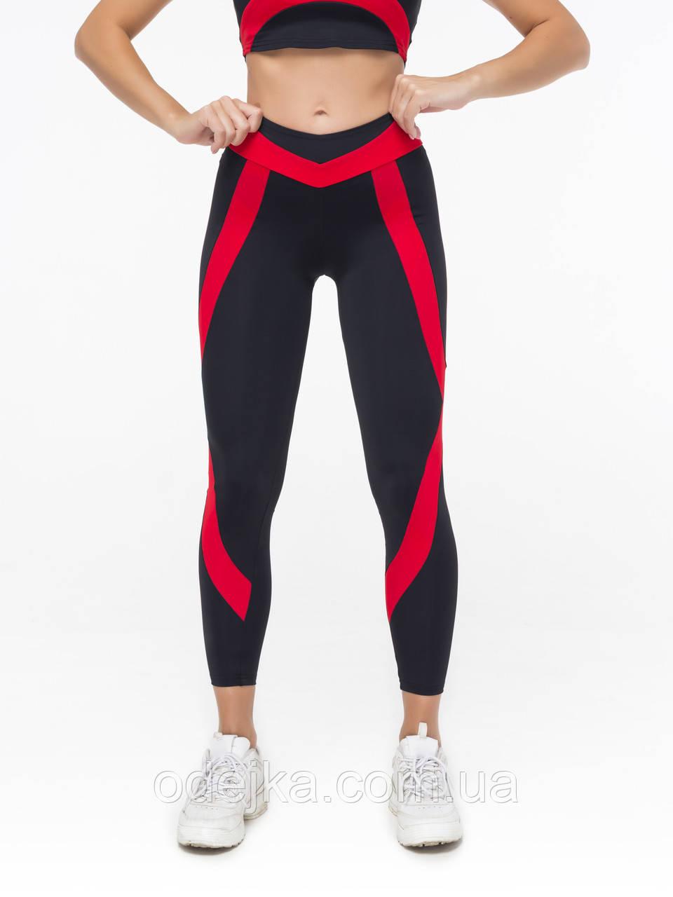 Жіночі спортивні жіночі NV Angel чорно-червоні