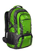 Туристический рюкзак А055 Jiajle 40L green