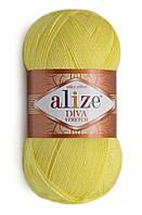 Alize Diva Stretch лимон № 643