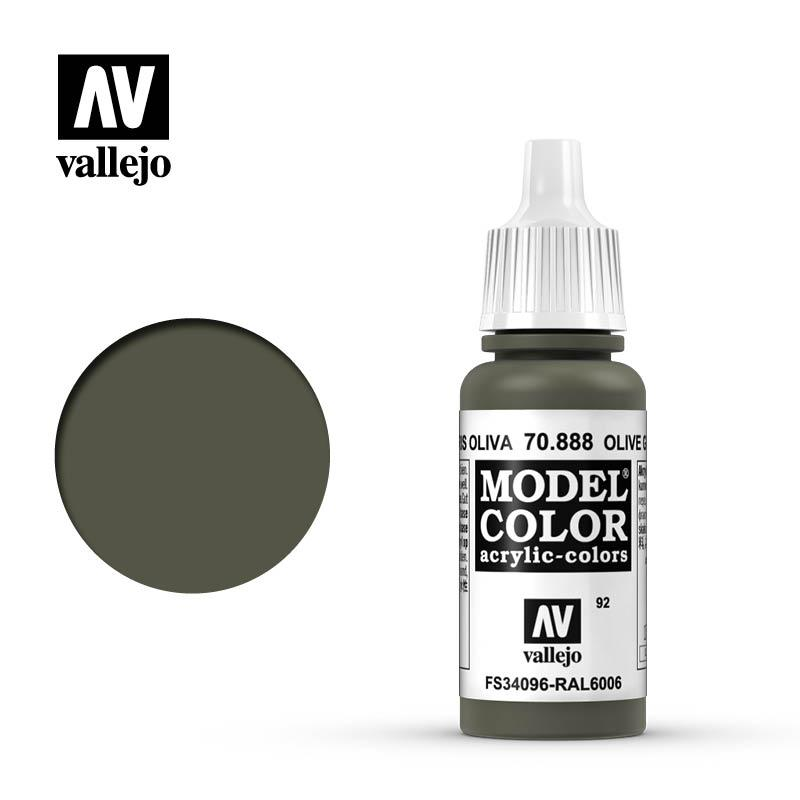 Vallejo Model Color Olive Grey