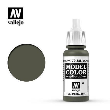 Vallejo Model Color Olive Grey, фото 2