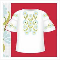 Схема для вишивки сорочки для дівчат