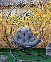 Кресло кокон Адель садовые качели