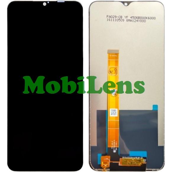Realme C11, RMX2185, Realme C12, Realme C15 Дисплей+тачскрин(модуль) черный