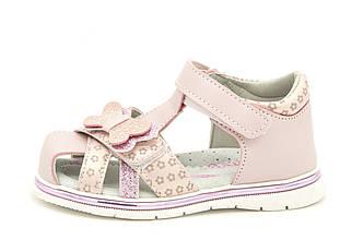 Босоножки для девочек Розовый Размер: 29