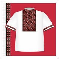 Схема для вишивки сорочки для хлопців