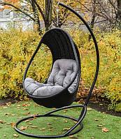 Кресло кокон Комфорт Люкс садовые качели, фото 1