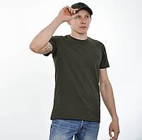 Мужская футболка New Balance (реплика) Хаки