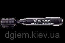 Маркер водостойкий черный  BM.8707-01
