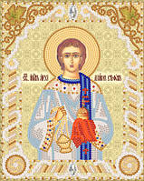 Схема икон для вышивки бисером Св. Апостол Архидиакон Стефан (Степан) РИК-5459