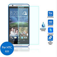 Защитное стекло TG Premium Tempered Glass 0.26mm (2.5D) для HTC Desire 820