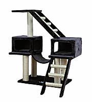 Напольная когтеточка-игровой комплекс для кошек Trixie Malaga