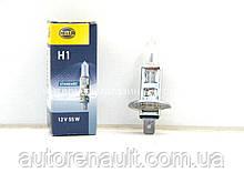 Галогенная лампа H1 12V 55W  Рено Трафик 01-> HELLA (Германия) 8GH002089131