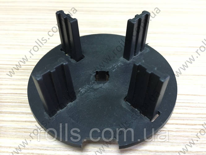 TABS  6, 10 Наконечник с разделительными пластинами, толщиной 6 и 10 мм. Buzon