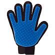 Перчатка для вычесывания шерсти True touch, фото 6