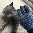Перчатка для вычесывания шерсти True touch, фото 4