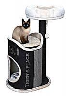 Напольный домик-когтеточка для кошек Trixie Susana