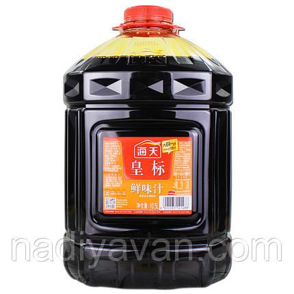 Соевый соус тёмный 10,5л tm Haday, фото 2
