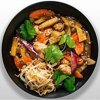 """Набір """"Курка з чилі джемом"""" від Asia Foods (на 8 порцій)"""