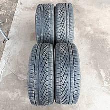 Диски колісні Ауді Audi + шини комплект 4шт 225 55 R16 Pirelli Winter SottoZero Вінтер СоттоЗеро