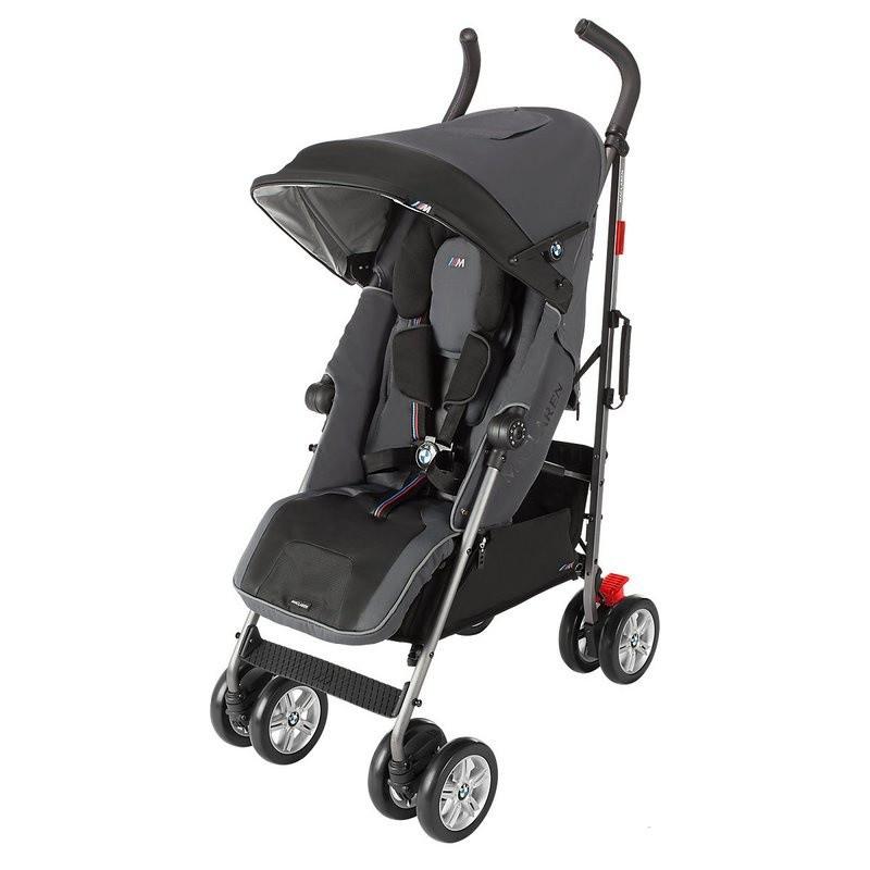 Детская прогулочная коляска Maclaren BMW M