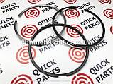 Кольца поршневые Cummins ISF2.8, фото 3