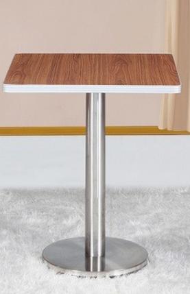 Опора для стола Тахо хром D40 см (СДМ мебель-ТМ), фото 2