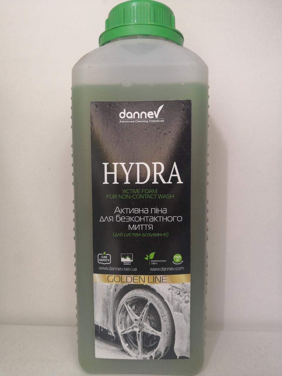 Активная пена HYDRA (для дозатронов) 1 л DANNEV