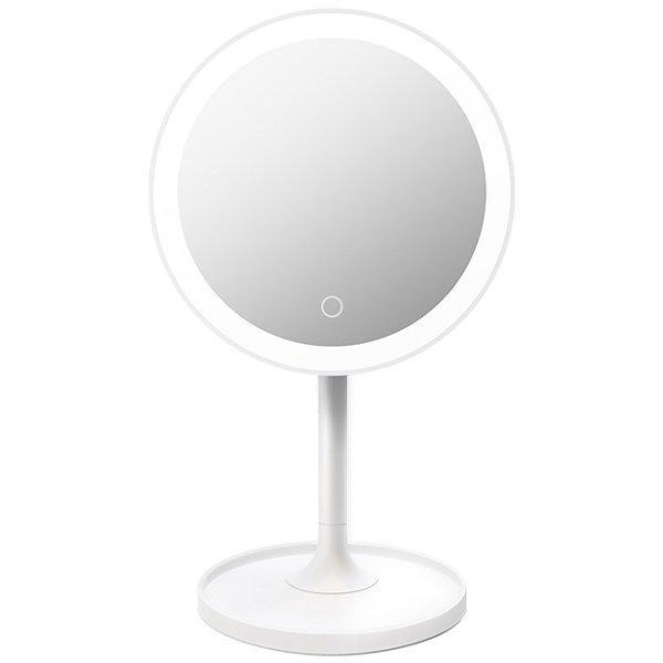 Дзеркало для макіяжу з LED підсвічуванням Xiaomi DOCO Daylight Mirror (HZJ001) White