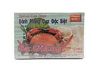 Чіпси крабові Sa Giang 200 г