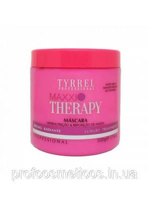 Маска для максимального відовлення волосся Tyrrel Maxxi Therapy Mascara 500ml