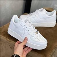 Кроссовки Nike Air Force белыес найк форс