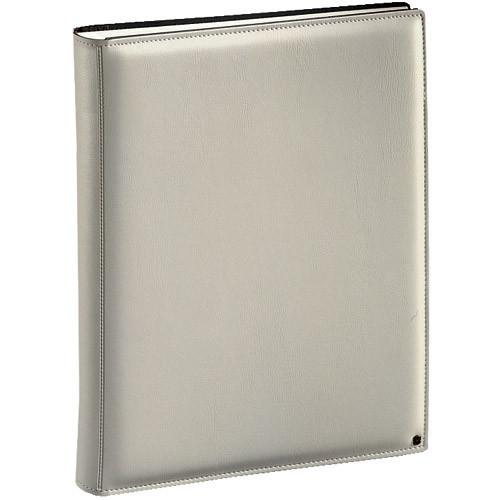 Фотоальбом на 80 сторінок чорного кольору Henzo 34,5*43 Gran Cara white 11.099.02