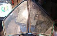 Стекло боковое переднее левое Газель форточка