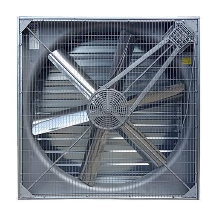 """Настенной вытяжной вентилятор  Gigola & Riccardi ES120 R/S - 39"""", фото 2"""
