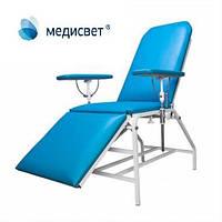 Кресло донорское для забора крови сорбционное ВР-1 (Новый) медицинское