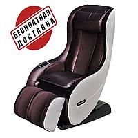 Массажное кресло ZENET ZET-1280 коричневый +БЕСПЛАТНАЯ ДОСТАВКА