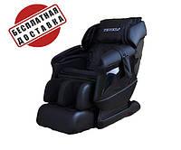 Массажное кресло коричневый ZENET ZET 1550 + БЕСПЛАТНАЯ ДОСТАВКА