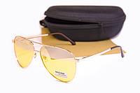 Очки для водителей с футляром F0861-4, фото 1