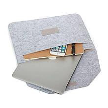 Защитный чехол для MacBook 13 (Войлок)
