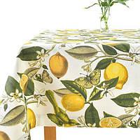 Скатерть Лимоны