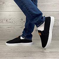 Мужские черные кеды Navigator летние легкая спортивная обувь стильные кеды для мужчин