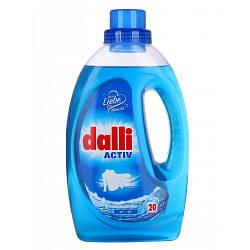 Dalli Activ - універсальний концентрований гель для прання білизни, 1,1 л
