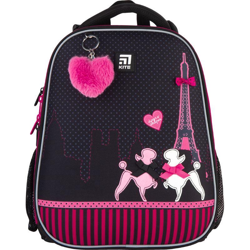 Рюкзак школьный каркасный Kite Education Weekend in Paris (K21-531M-3)