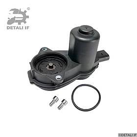 Q5 Моторчик стоянкового гальма Audi 8K0998281